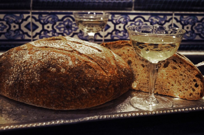 champagne bread