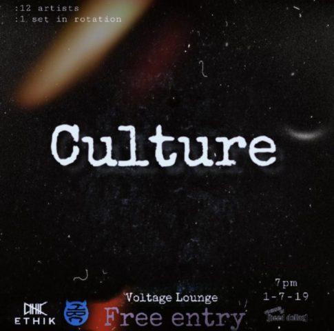 Culture: Artist Showcase
