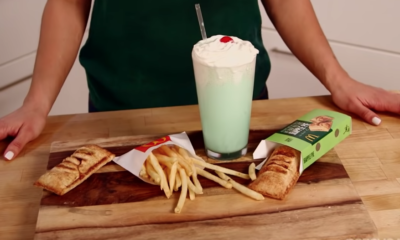 how to make the shamrock shake