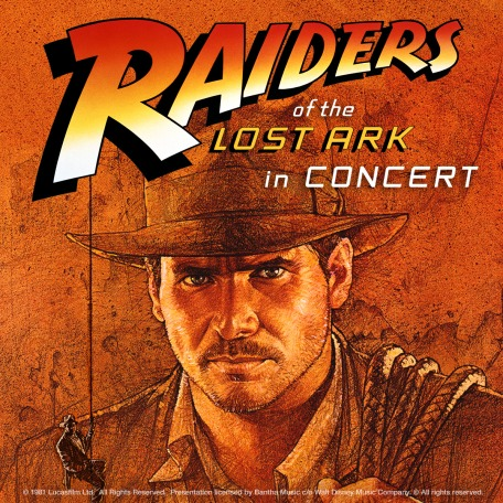 Raiders of the Lost Ark In Concert with the Reading Symphony Orchestra