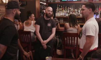 danny gracia confronts trash talker