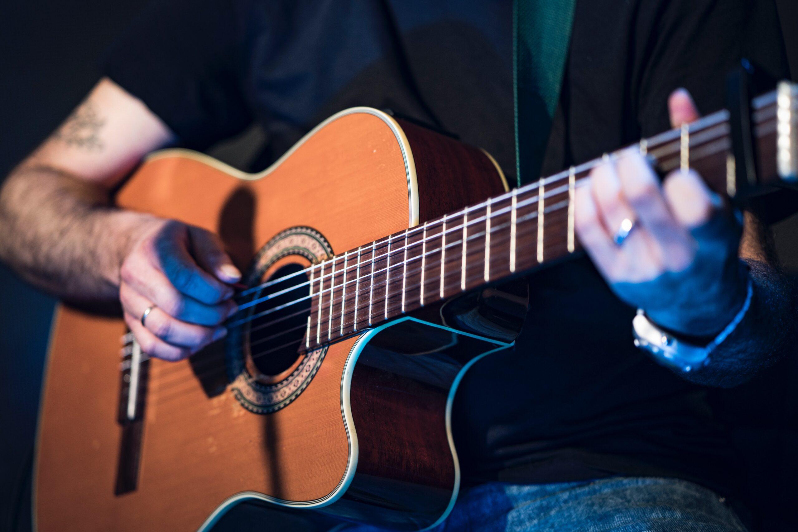 acoustic karaoke night