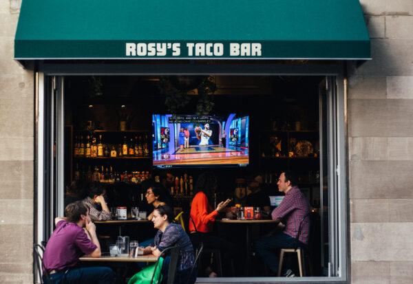 rosys taco bar