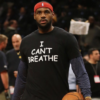 NBA players social injustice