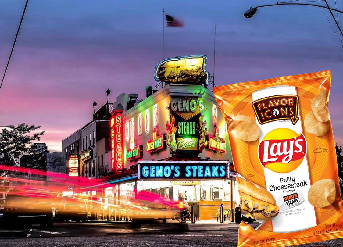 Philly Cheesesteak Chips