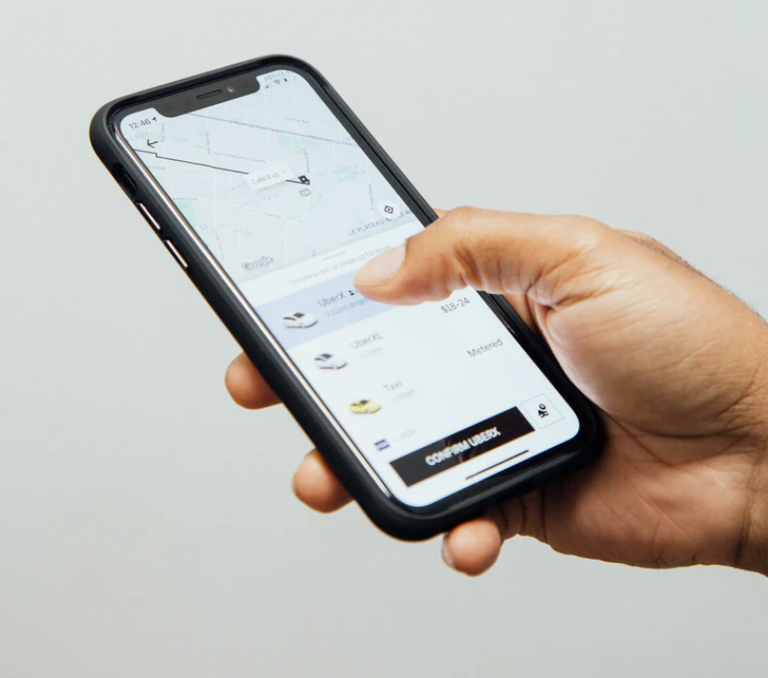 uber's mask policy