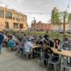 punchline philly patio series comedy under the stars
