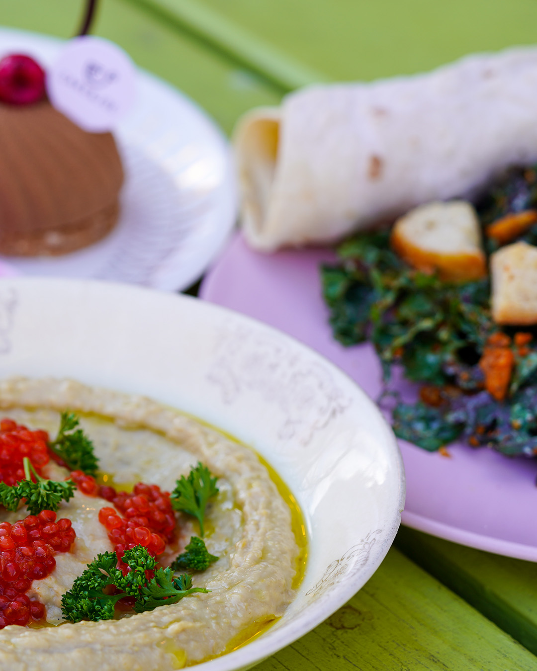 Musi and Cake & Joe
