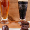 chocolate and beer tasting