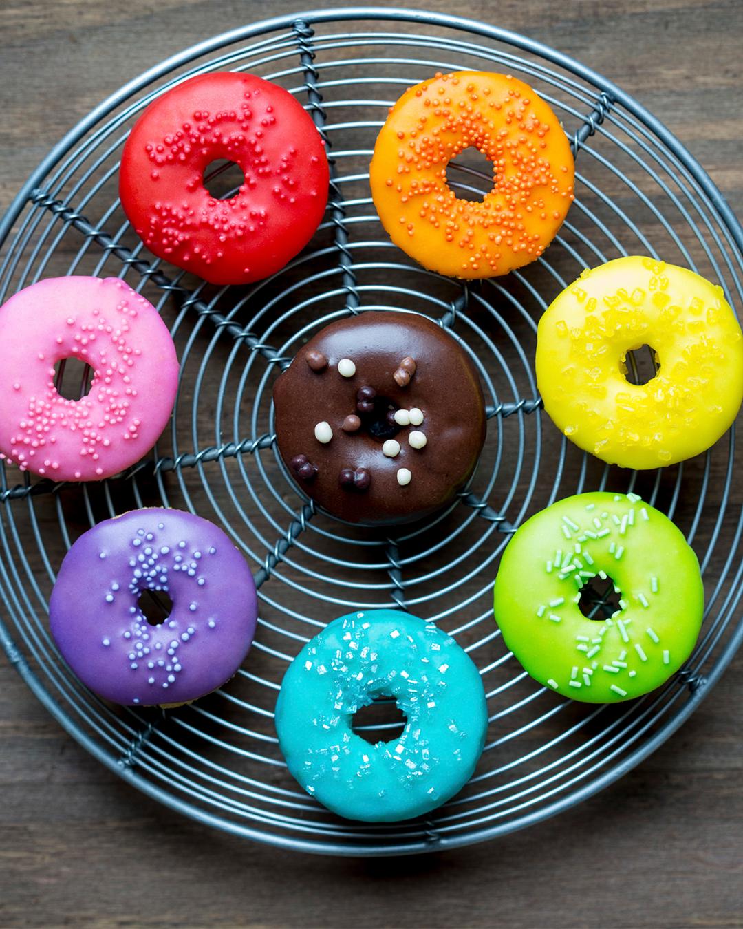 Donut Making 101