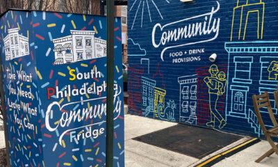 comunity-point breeze fridge