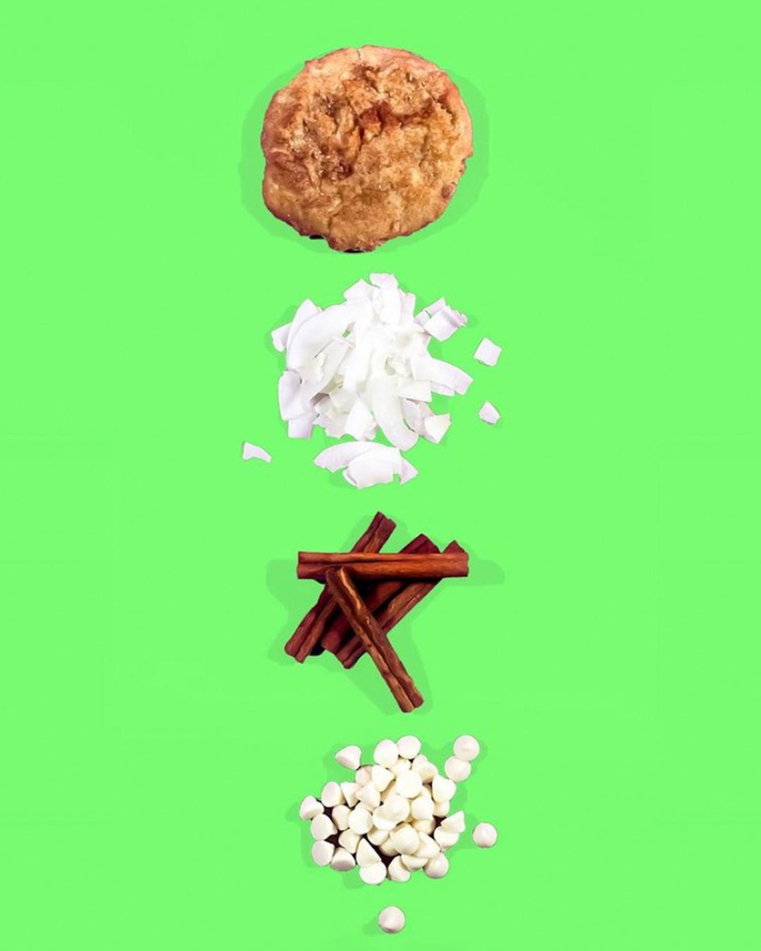 Irish potato cookies