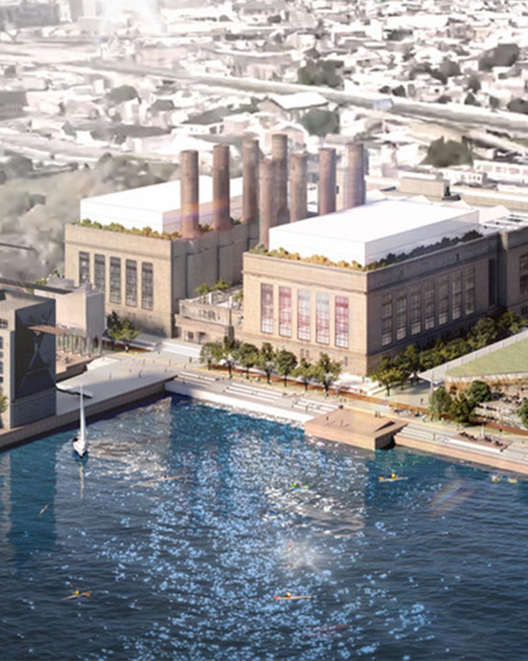 fishtown power plant