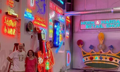 neon museum of Philadelphia