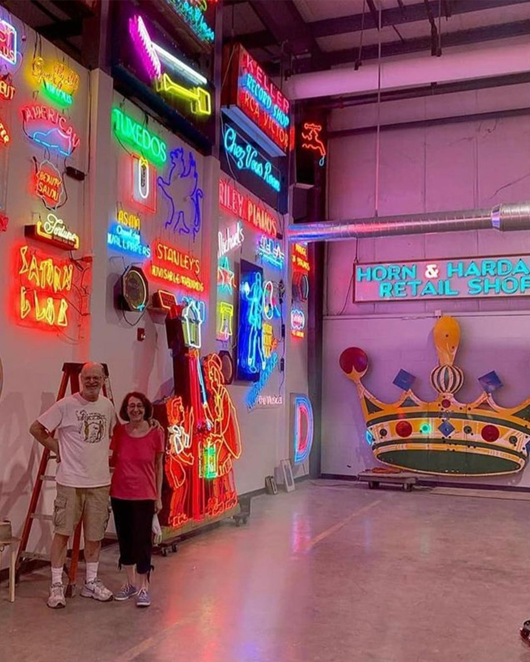 neon museum of Philadelphia