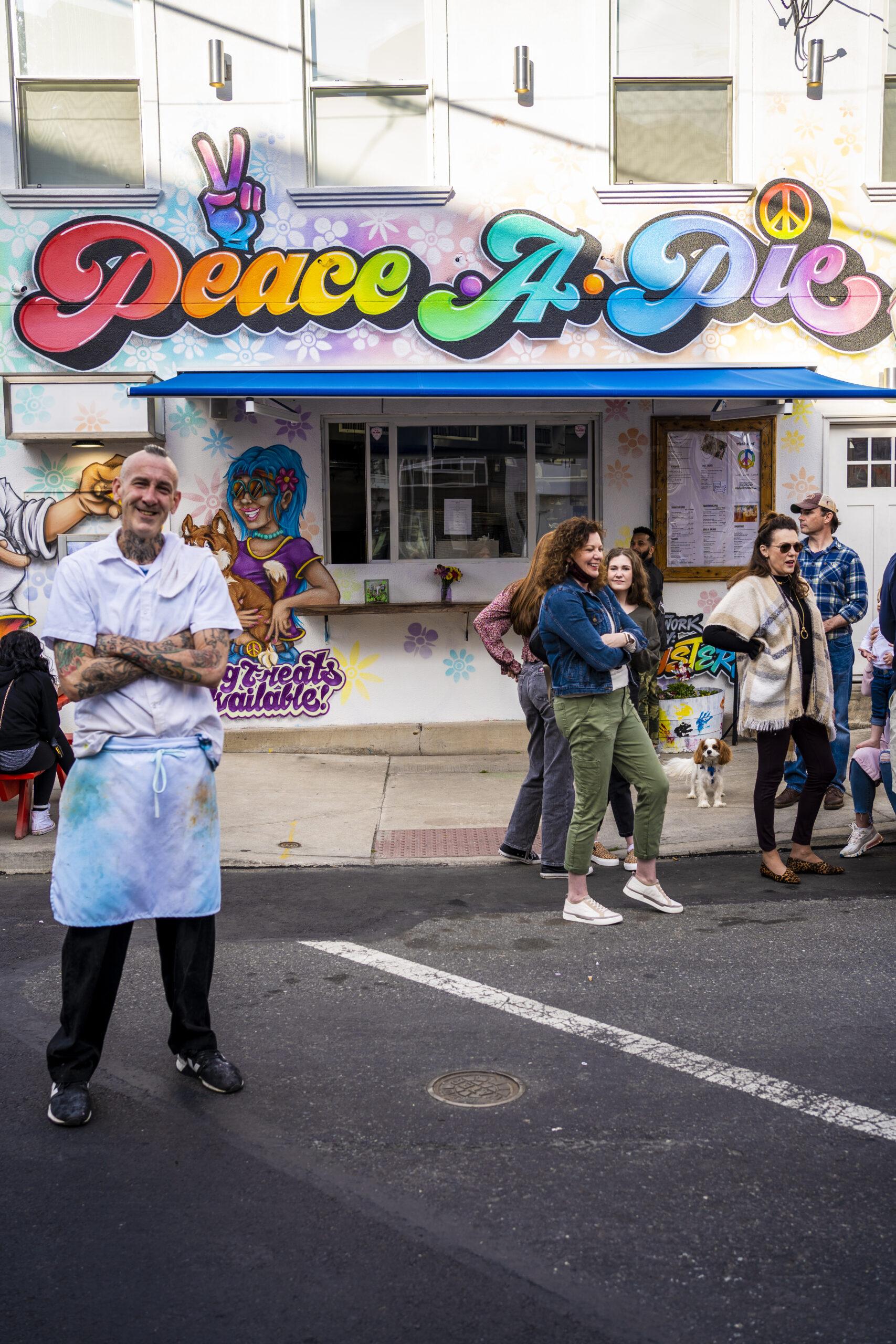 peace a pie fishtowm