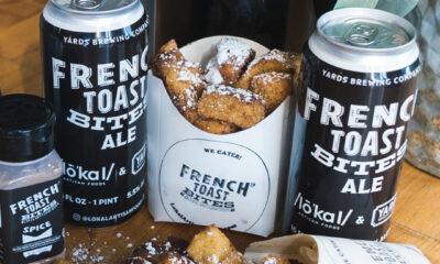 Franch Toast Bites
