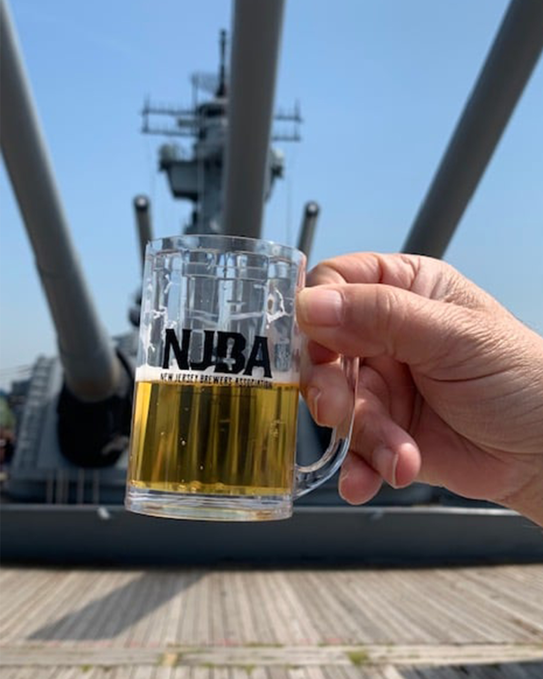 craft beer festival battleship nj