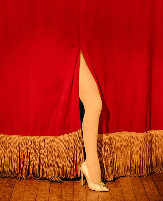burlesque Fankie Bradleys