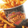 crab fries for hereos