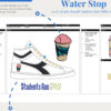 waterstop sneaker