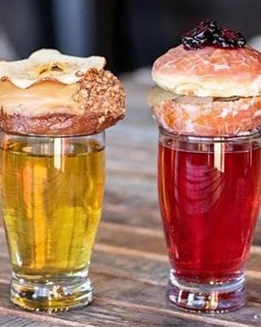 hard cider and donut festival