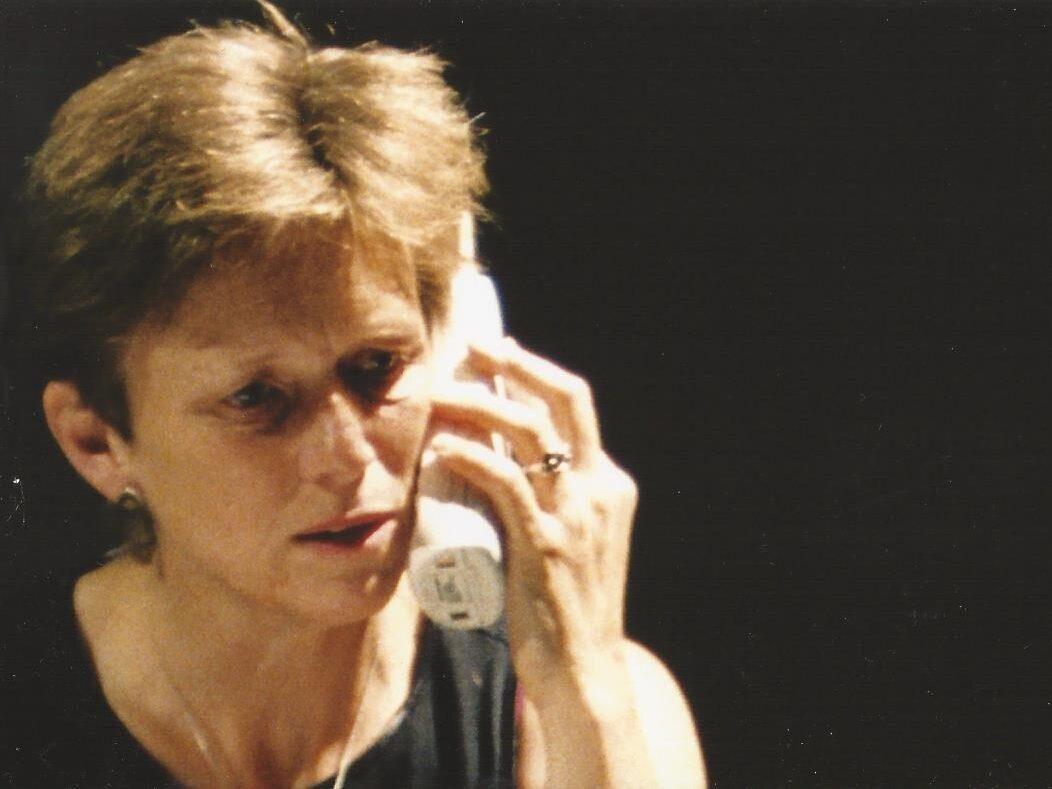 Louise in Talking Masks