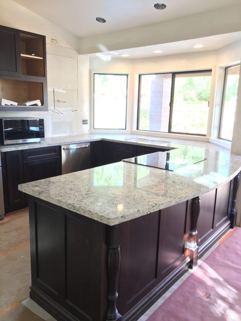 Kitchen Granite Installation