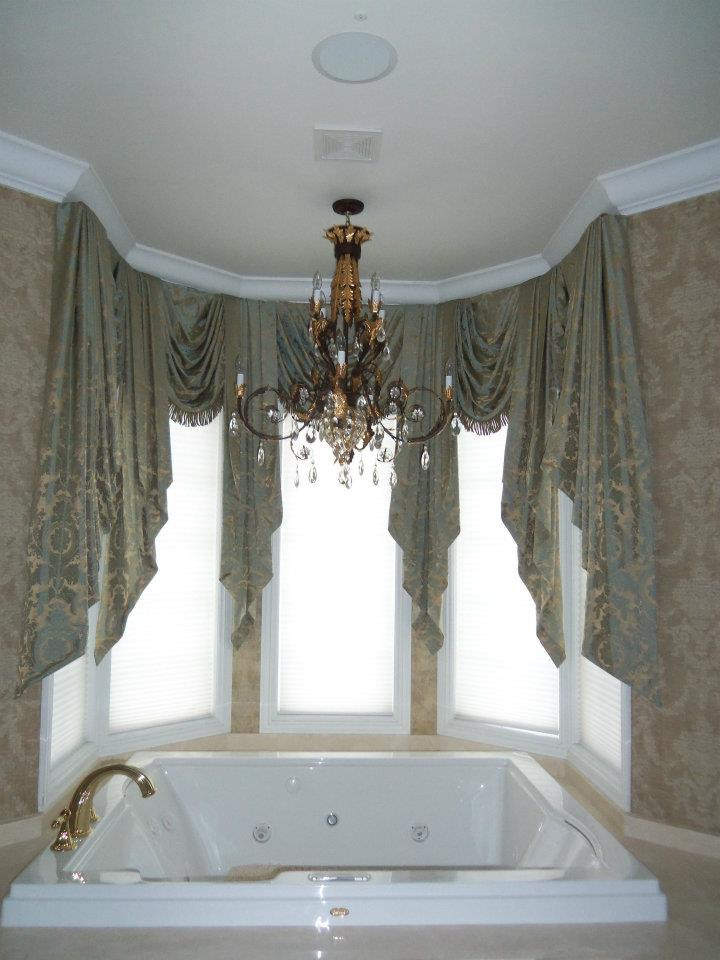 Custom Window Treatments and Drapes