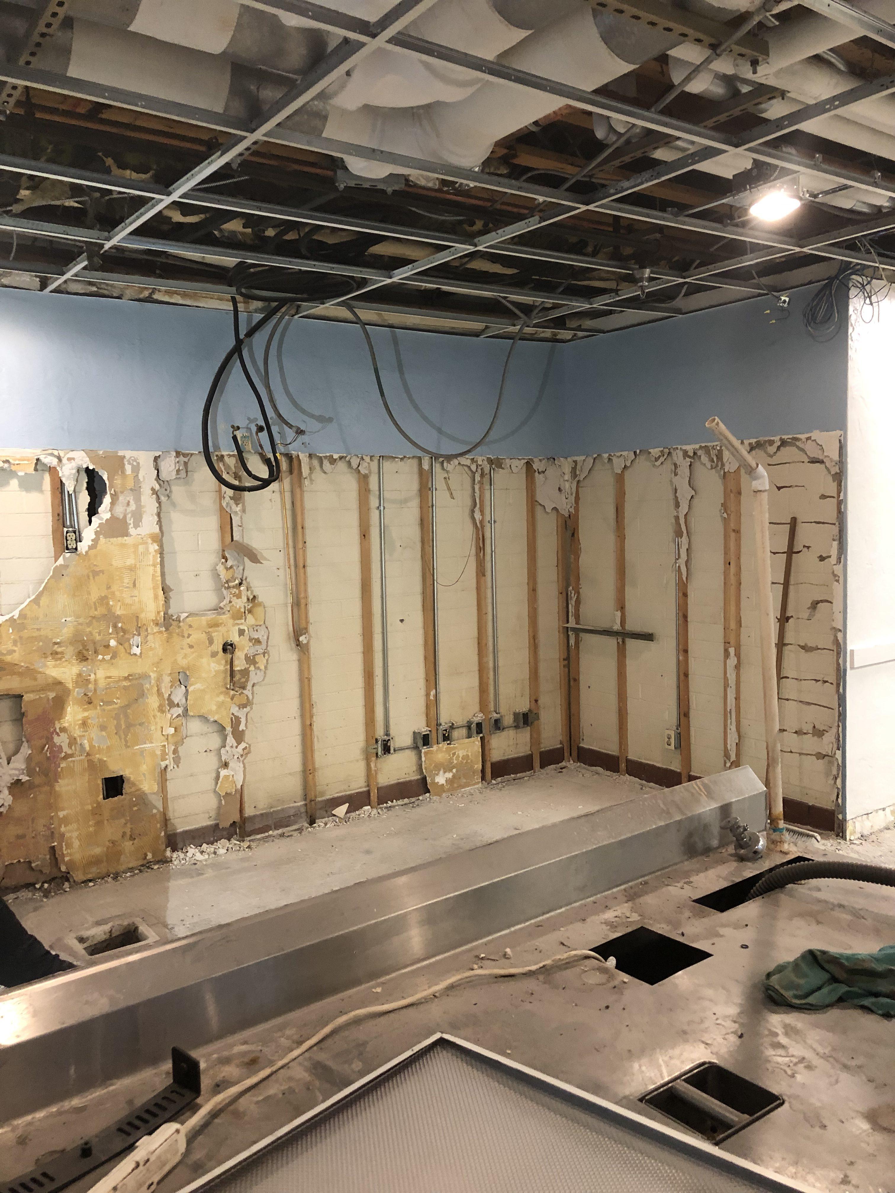 Marriott Camelback Inn Cafeteria Tear Out