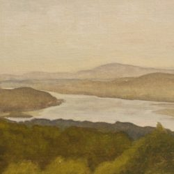Catherine Lucas Landscape oil painting