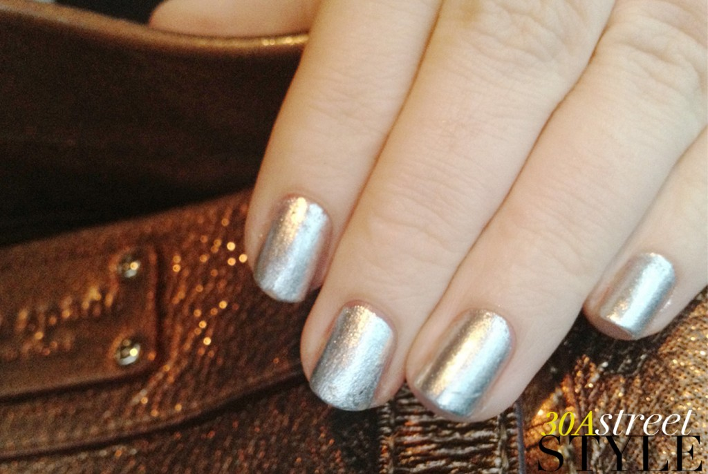 Silver-Nails