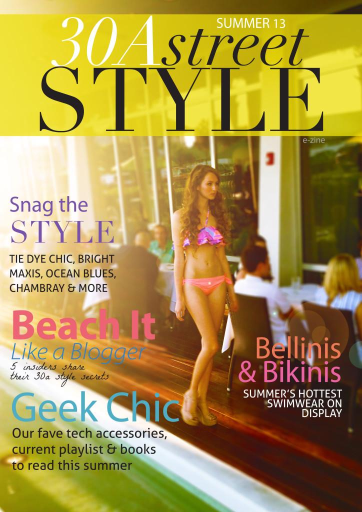 30AStreetStyle-Ezine-Summer2013-Cover