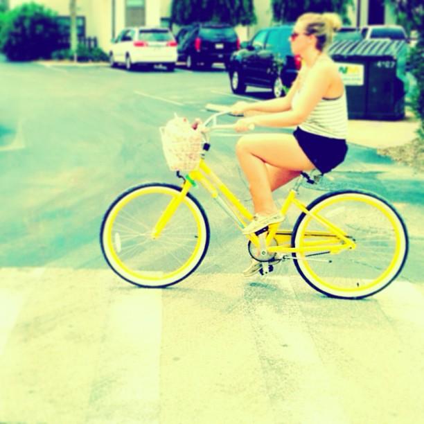 YellowBicycle