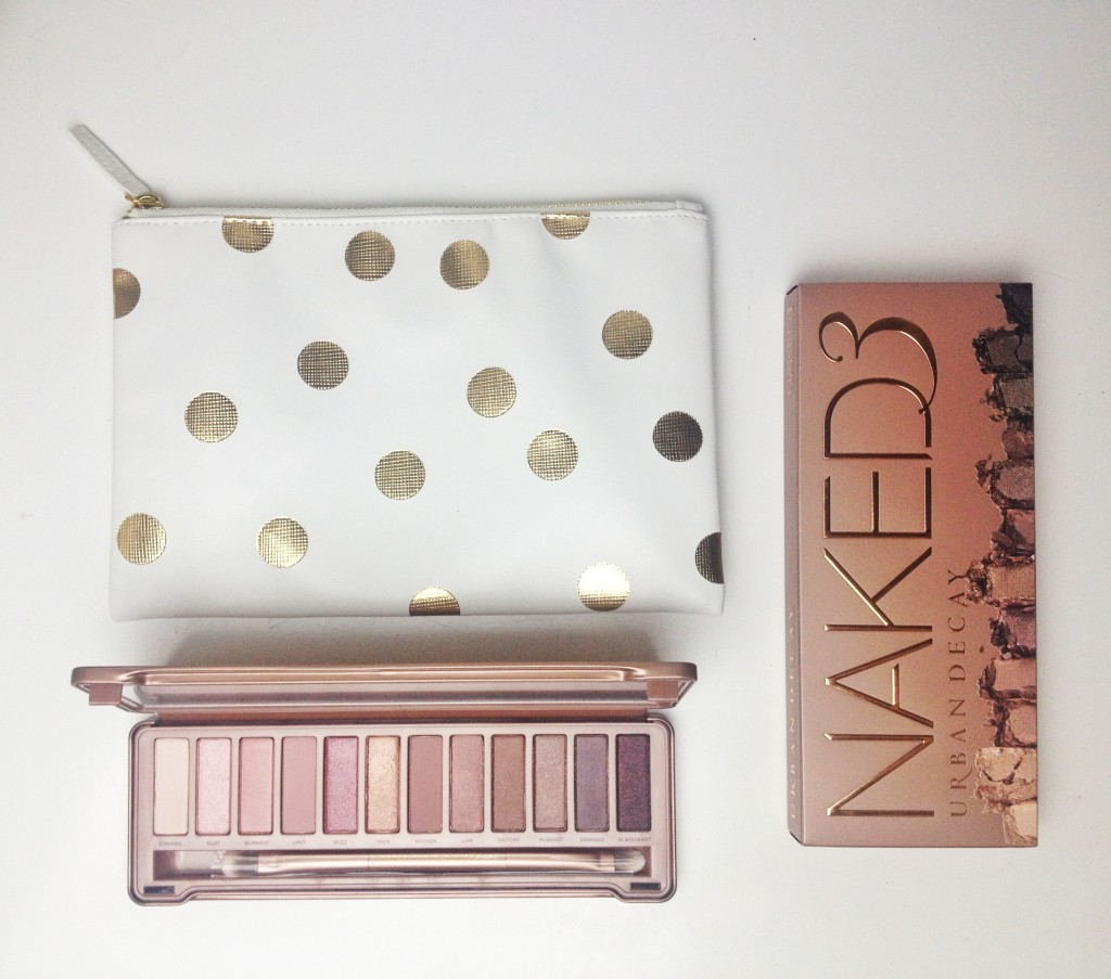 Win a Naked 3 Palette from 30A Street Style