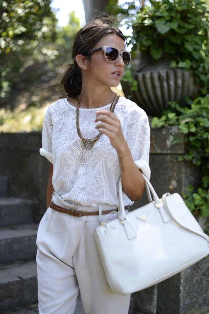 White on White Via Pinterest Lovely Pepa