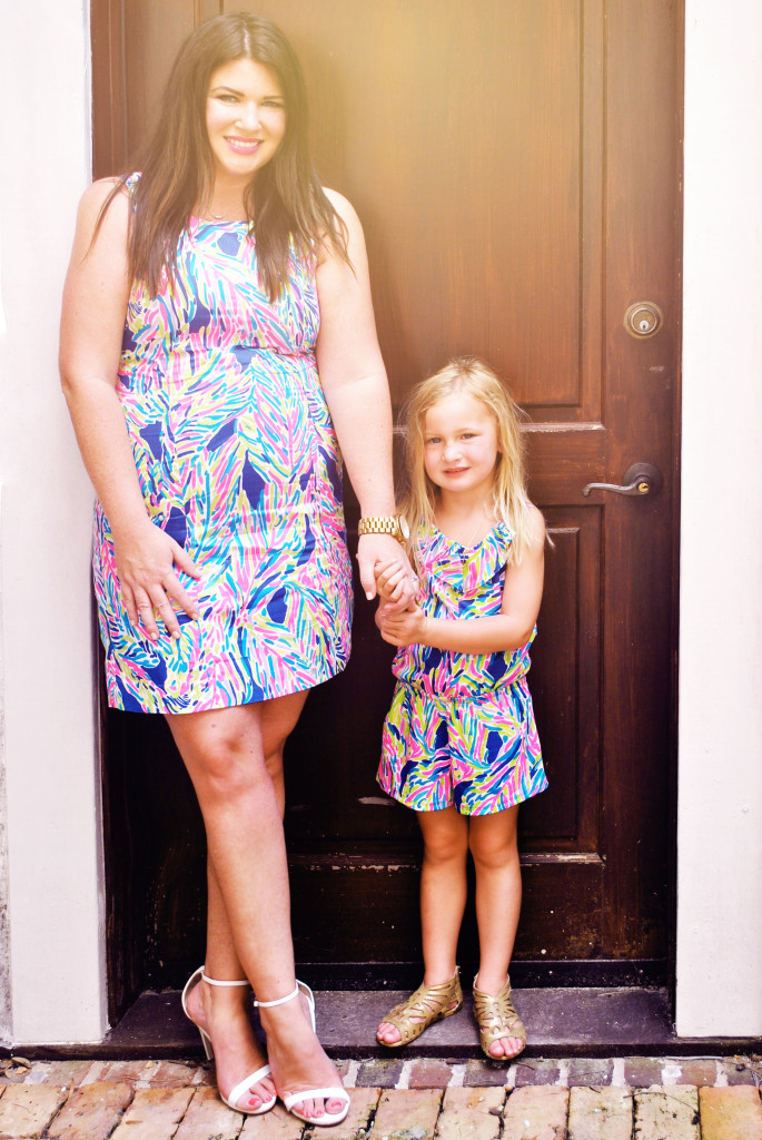 30A Street Style Lilly Mommy and Me Sandestin