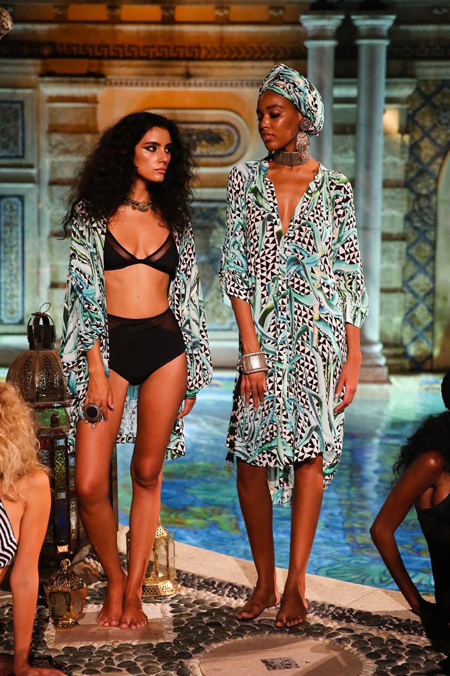 * Mara Hoffman Resort 2016 Versace Moroccan 244