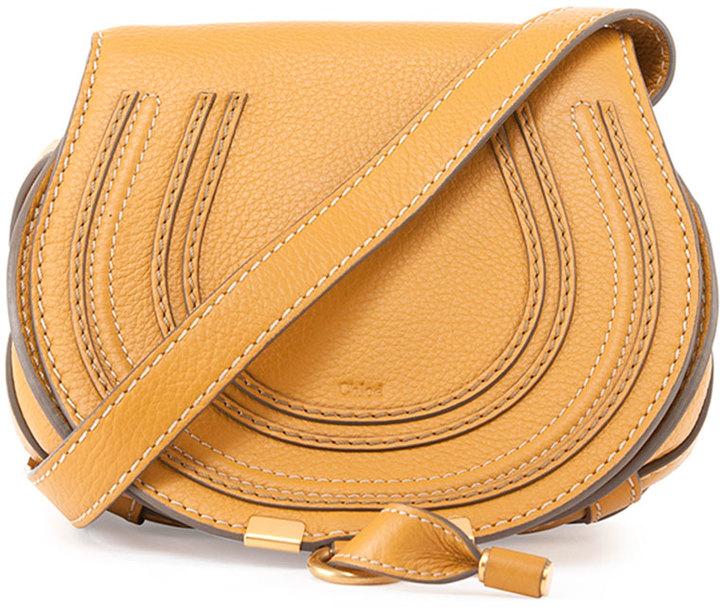 Chloe Saddle Bag