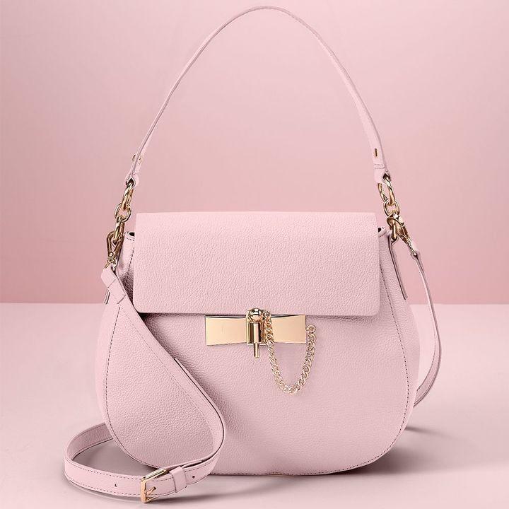 Lauren Conrad Saddle Bag