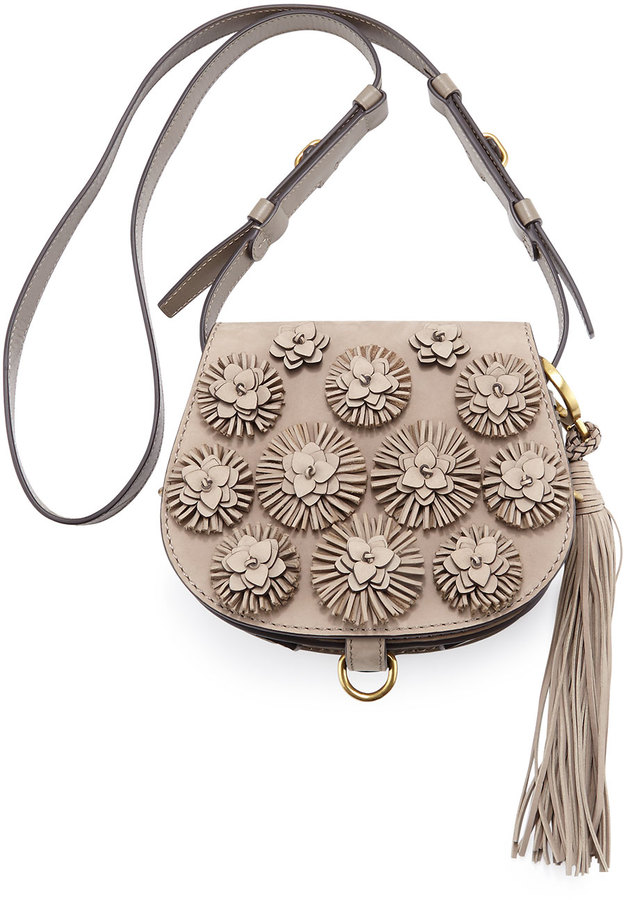 Tory Burch Saddle Bag Floral