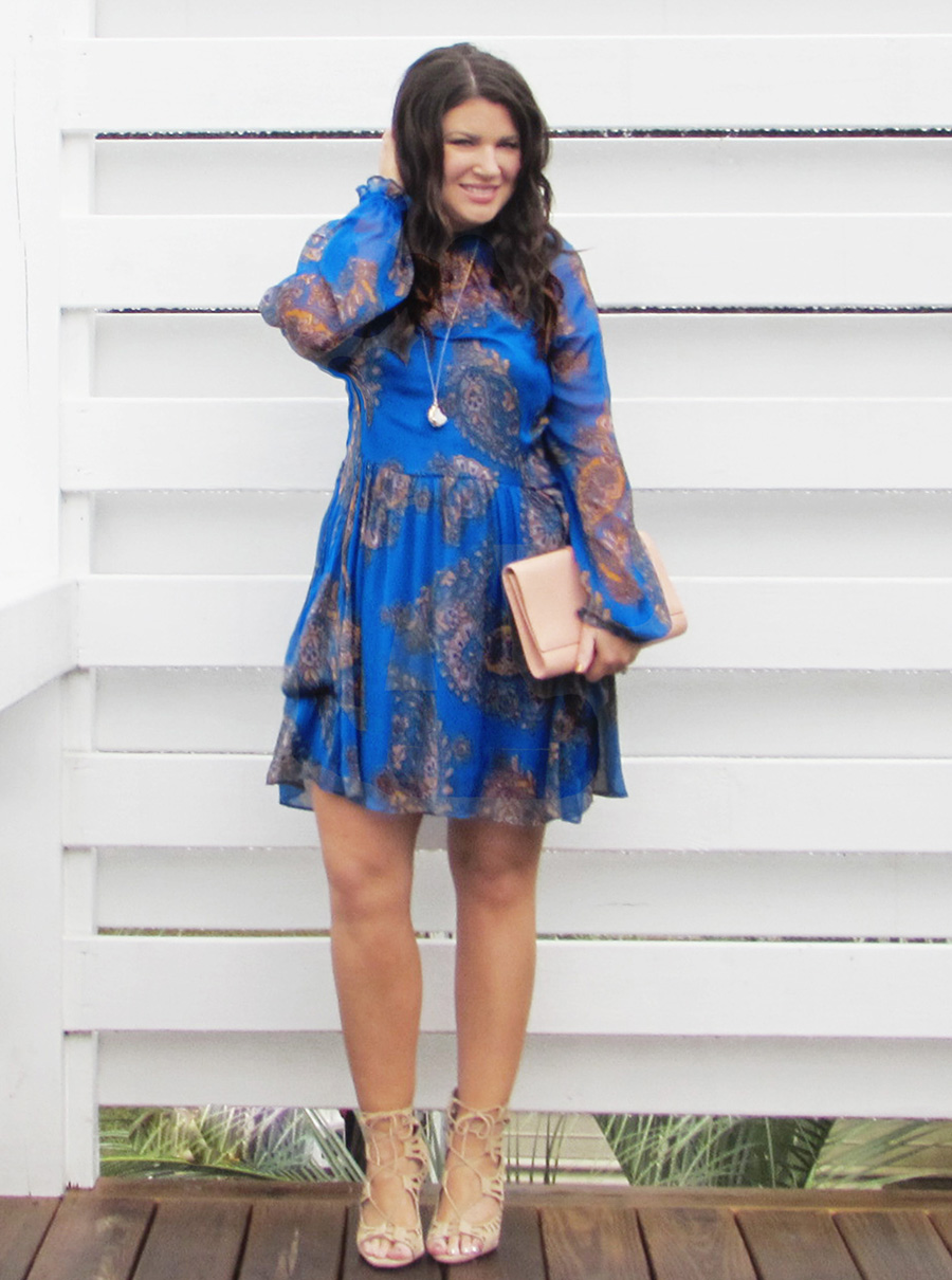 Free People Moonstruck Dress 30A Style