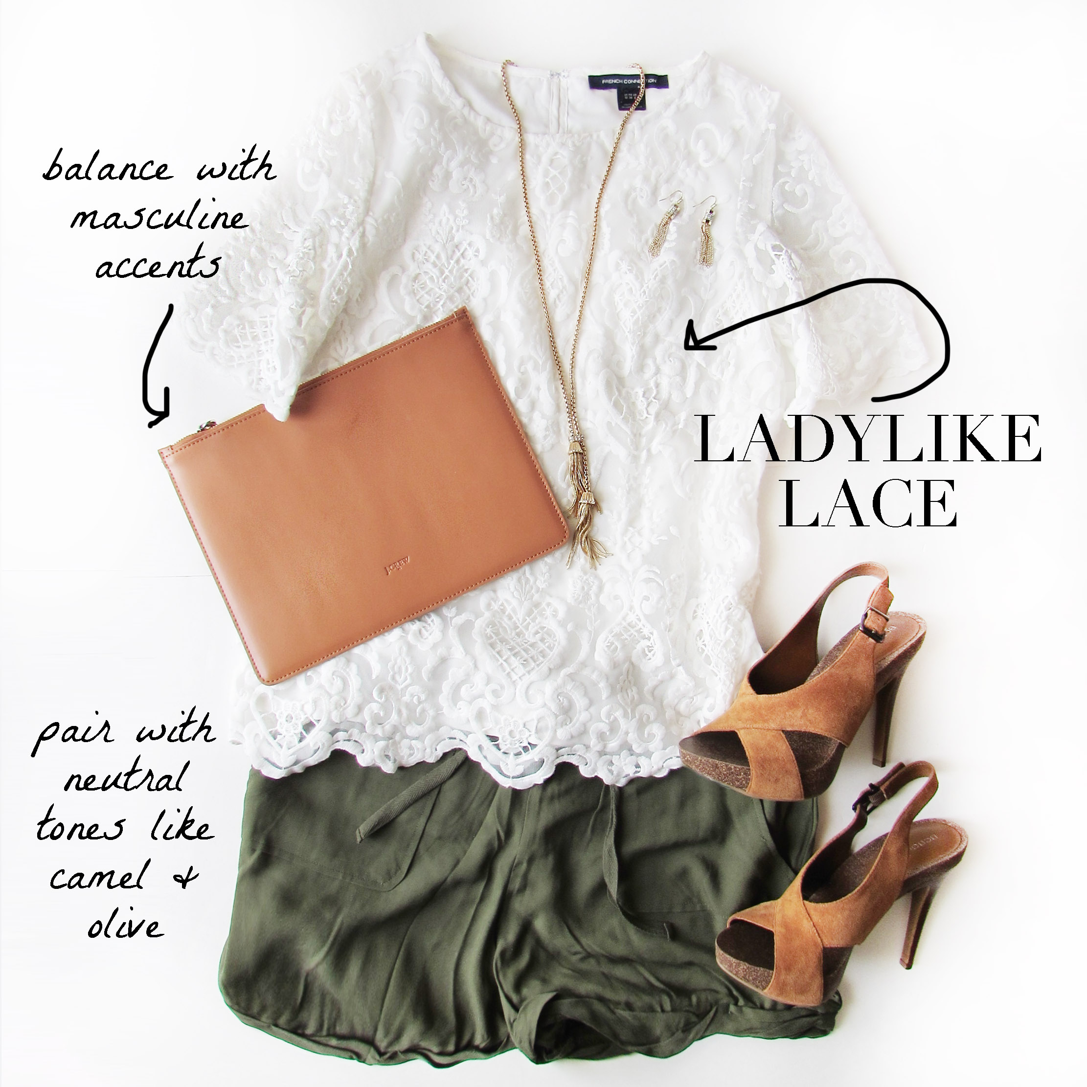 Trend - Ladylike Lace