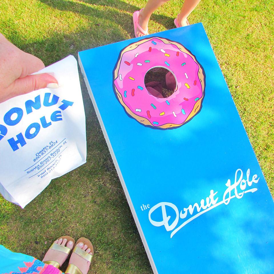 Donut Hole Inlet Beach
