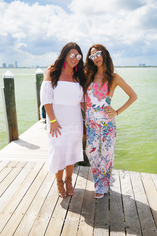 Mara Hoffman Miami Swim Week Free People Most Beautiful Midi