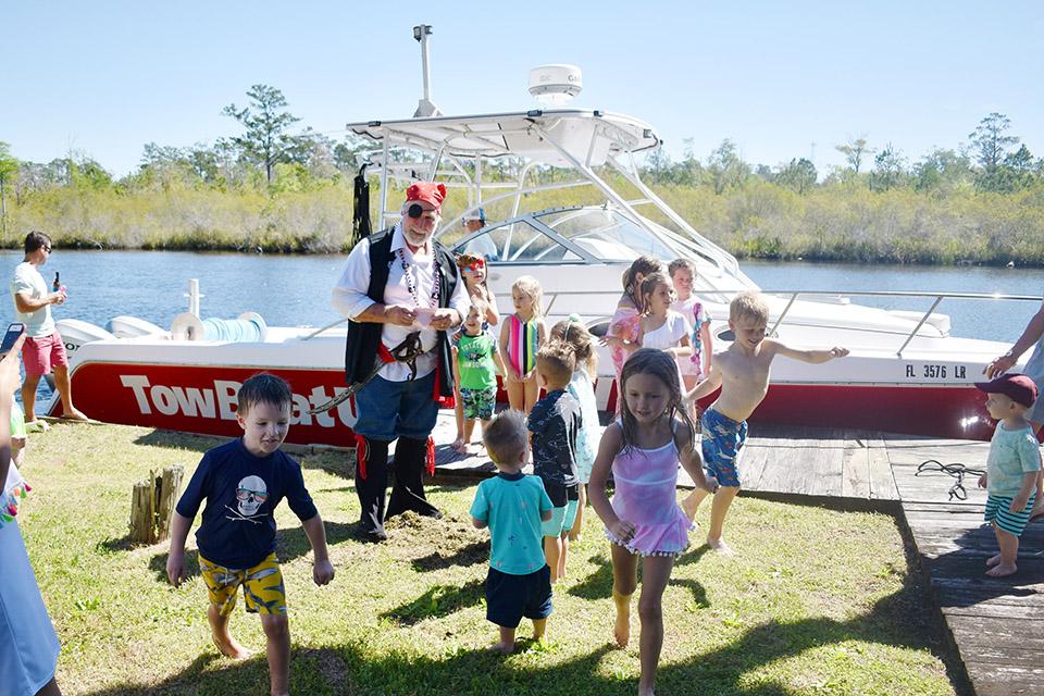 6th Birthday Flamingle - Treasure Hunt Activity with Clues