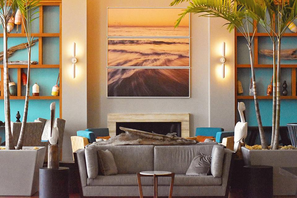 30A Street Style Sheraton Bay Point Lobby
