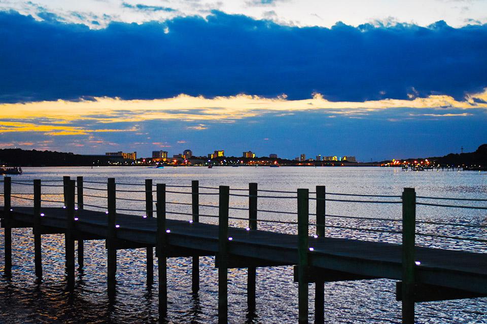 30A Street Style Sheraton Bay Point Sunset Panama City Beach