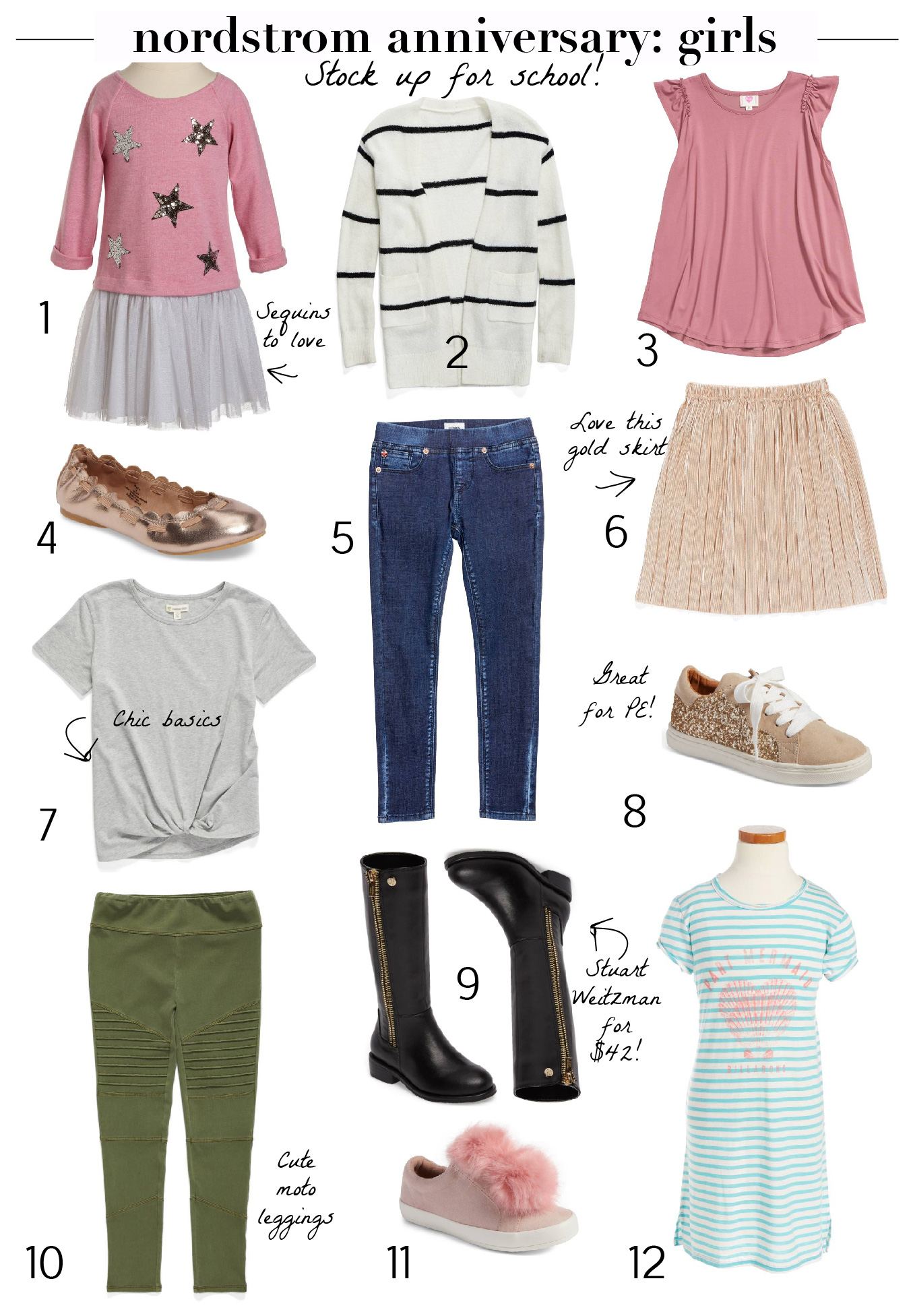 Shopping-Nordstrom Anniversary Sale - Girls
