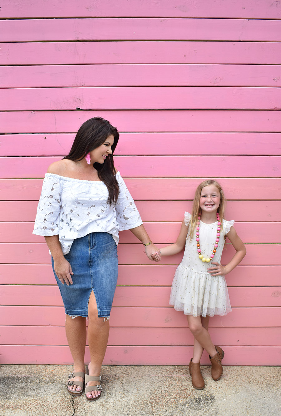 30A Street Style Back to School Shoe Carnival - For the Mini Fashionista 1